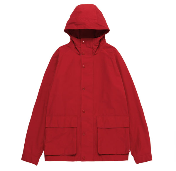 MGI-OT03 MOUNTAIN PARKA RED