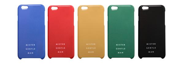 MGI-AC28 MISTER GENTLEMAN iPhone CASE