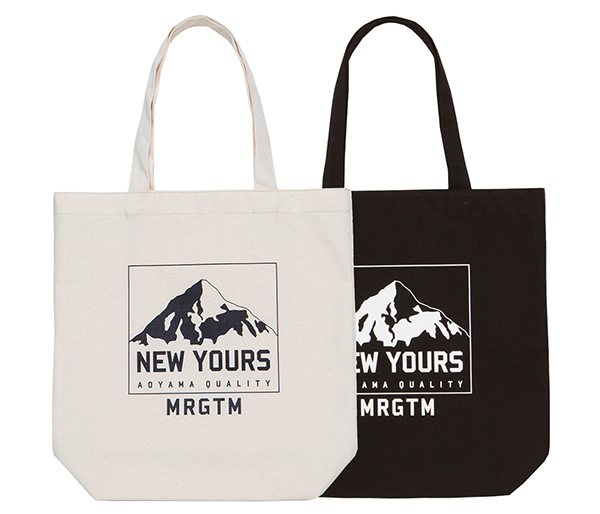 MGK-AC16 MT.NEW YOURS TOTE