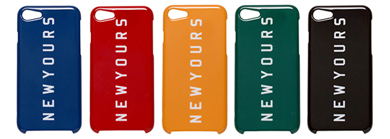 MGL-AC40 NEW YOURS LOGO iPhone CASE