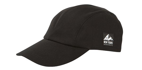 MGL-AC02 CHINO CAP BLACK