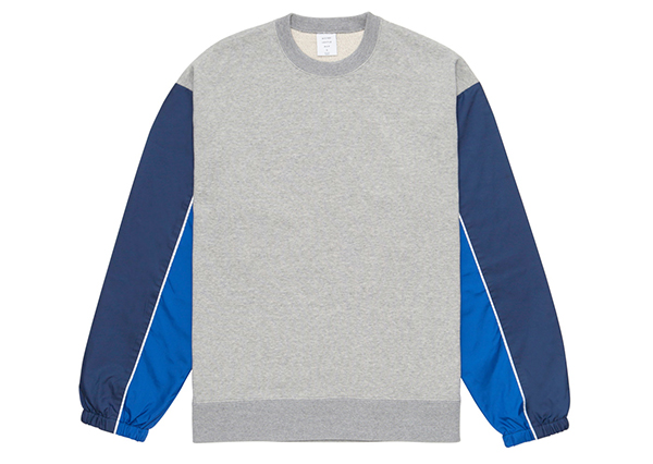 MGL-LCS14 ATHLETIC MIX SWEAT GREY