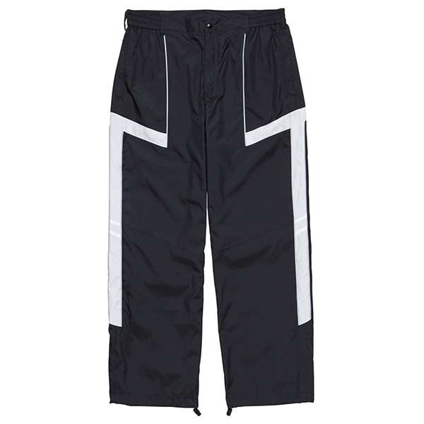MGL-TR03 ATHLETIC WIDE PANT BLACK